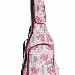 Аксессуары и комплектующие для гитар - MEZZO MZ-ChGC-3n/grey Чехол для классической гитары, 0
