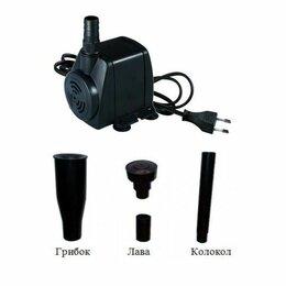 Насосы и комплекты для фонтанов - Насос для фонтана Vodotok HJ-741 с комплектом насадок №1, 0
