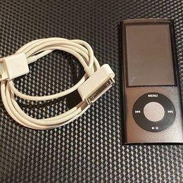 Цифровые плееры - Плеер iPod Nano 5 generation 16Gb, 0