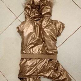 Одежда и обувь - Зимний комбинезон для собаки, 0