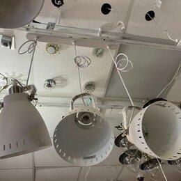 Люстры и потолочные светильники - Светильник потолочный Италия Reluce, Арт. 08026-0,9-03-WT на 3 лампы., 0