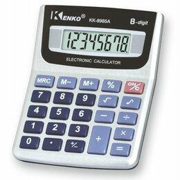 Калькуляторы - КАЛЬКУЛЯТОР KENKO KK-8985A, 0