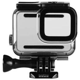 Аксессуары для экшн-камер - Housing Protective Hero7 White/Silver - Водонепроницаемый бокс для камеры (60..., 0