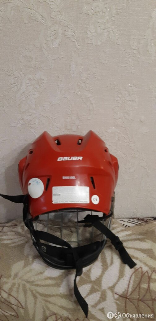 Продам шлем для хоккея по цене 2500₽ - Защита и экипировка, фото 0
