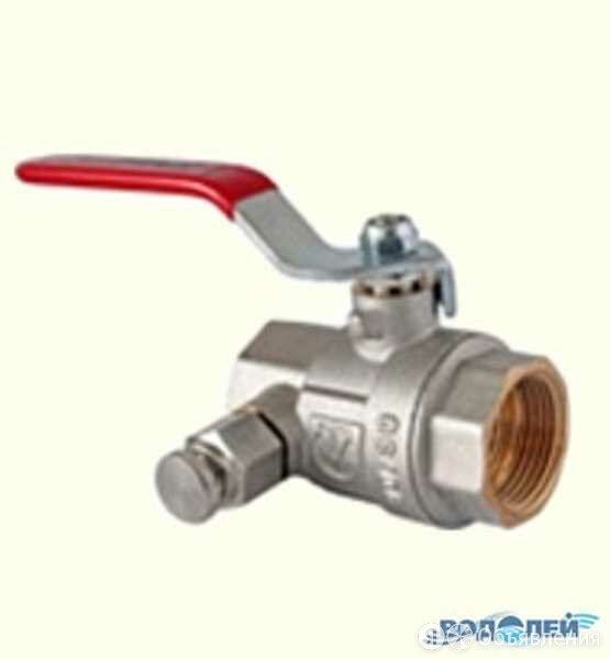 VALTEC Кран шаровой  внутренняя-внутренняя резьба 245 Basic ( - рычаг ,сальни... по цене 512₽ - Запорная арматура, фото 0