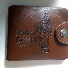 Кошельки - Мужской итальянский портмоне bailini, 0