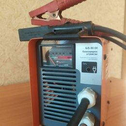Прочие аксессуары  - Пуско-зарядное устройство airline ajs-80-04, 0