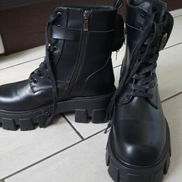 Ботинки - Берцы зимние Ботинки, 0