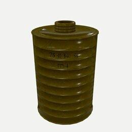 Средства индивидуальной защиты - фильтр для противогаза ГП 4, 0