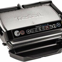 Электрические грили и шашлычницы - Электрогриль Tefal Optigrill Smart GC730D34, 0
