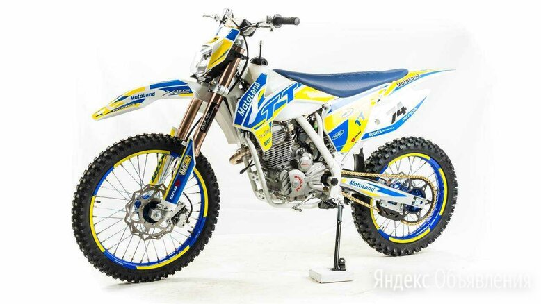 Кроссовый мотоцикл TT 250 (172 fmm) по цене 138160₽ - Мото- и электротранспорт, фото 0