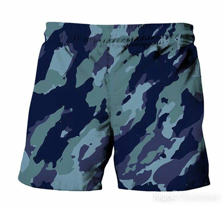 Новые камуфляжные детские шорты (3 шт.) по цене 900₽ - Шорты, фото 0