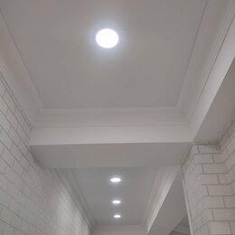 Потолки и комплектующие - натяжной потолок в коридоре, 0