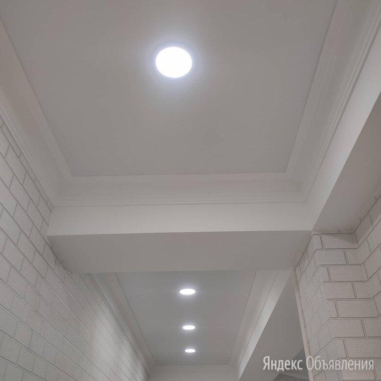 натяжной потолок в коридоре по цене 270₽ - Потолки и комплектующие, фото 0