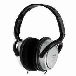 Наушники и Bluetooth-гарнитуры - Стереонаушники Philips SHP2500, 0