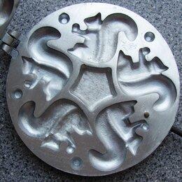 Посуда для выпечки и запекания - Форма для печенья Белочки Предприятие УЛА Литовская ССР, 0