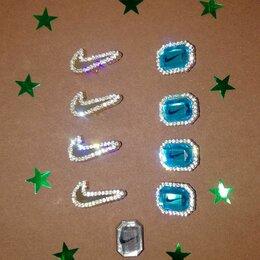 Стельки и шнурки - Кристаллы Nike на шнурки , 0