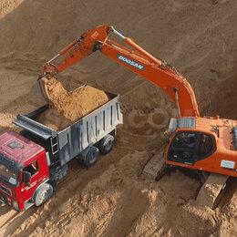 Строительные смеси и сыпучие материалы - Песок,щебень , 0