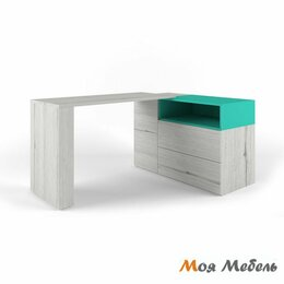 Компьютерные и письменные столы - Стол трансформер Тумба Справа    «Нью Тон», 0