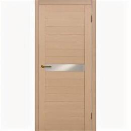 Межкомнатные двери - Дверь Matadoor Руно 1 беленый дуб, 0
