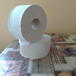 Прочие хозяйственные товары - Бумага туалетная 200м белая 1 слойная, 0