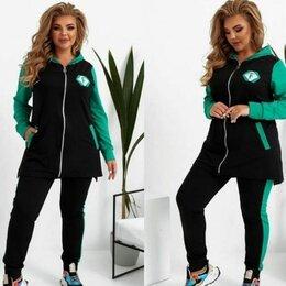 Спортивные костюмы - Женский спортивный костюм р-ры 50-60, 0