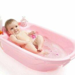 """Ванночки - Розовая ванночка для купания младенцев """"Пластишка"""", 0"""