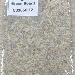 Древесно-плитные материалы - Плита Green Board , 0