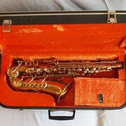 Саксофоны - Профессиональный альт саксофон Yanagisawa A-40 (Япония), 0