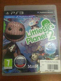 Игры для приставок и ПК - Игра на ps3 little big planet, 0