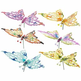 Аксессуары для садовой мебели - Садовый штекер PARK Бабочка, 0