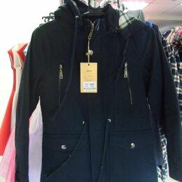 Куртки и пуховики - Куртка  парка осенняя новая для мальчика, 0