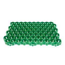 Садовые дорожки и покрытия - Газонная решетка 400x600x40мм, зеленая, 0