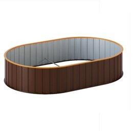 Заборчики, сетки и бордюрные ленты - 💥с Грядка радиусная Найди высокая 1,5 м., 0