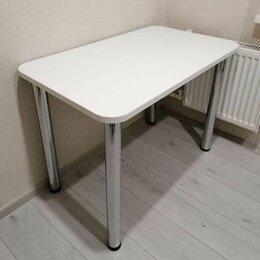 Столы и столики - Стол кухонный обеденный закруглённые углы, 0