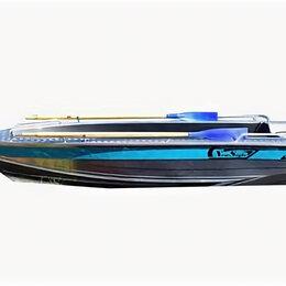 Моторные лодки и катера - Катер Wellboat NewStyle 390 Next (, Комплектация 1, , без мотора), 0