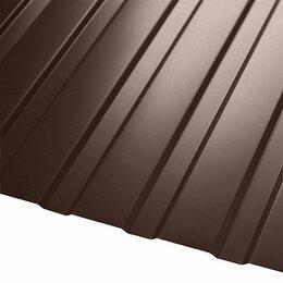 Металлопрокат - Профнастил С-20 1,15х3 шоколад, 0