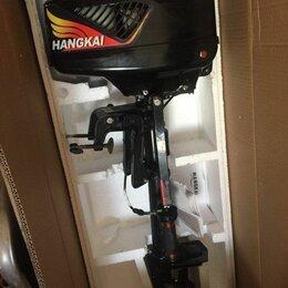 Двигатель и комплектующие  - Лодочный мотор hangkai m3.6hp, 0