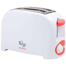 Микроволновые печи - Тостер Energy EN-263, 750Вт, 7 степеней прожарки, поддон для крошек, пластик ..., 0