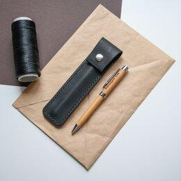 Канцелярские принадлежности - Деревянная ручка с гравировкой , 0
