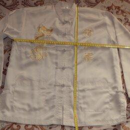 Костюмы - Костюм вьетнамский шелковый с вышивкой 50/L, 0