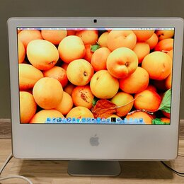 Моноблоки - Apple iMac 20 inch, Late 2006 4gb RAM, 0
