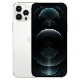 Мобильные телефоны - Смартфон Apple iPhone 12 Pro Max 128Gb (A2411) (серебристый), 0