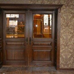 Межкомнатные двери - Двери из массива дерева под заказ, 0