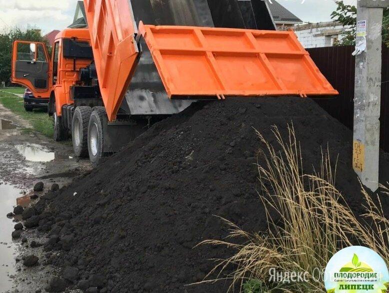Чернозем по цене 4500₽ - Удобрения, фото 0