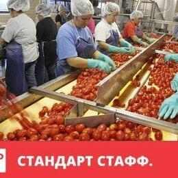 Упаковщики - Работа вахтой с проживанием упаковщик на склад фруктов 20/30/45, 0