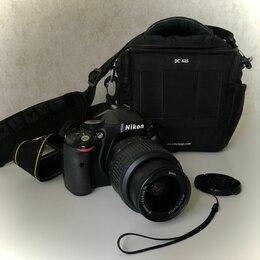 Фотоаппараты - Фотоаппарат зеркальный Nikon D5100, 0