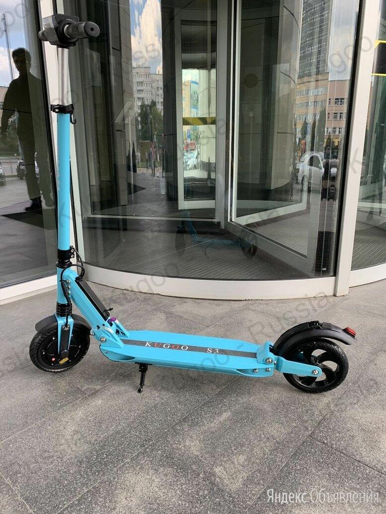 Электросамокат по цене 15900₽ - Велосипеды, фото 0