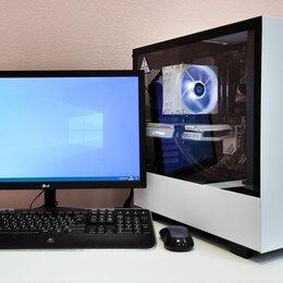 Настольные компьютеры - Игровой компьютер  Ryzen 5 5600x + Rtx 3060ti, 0