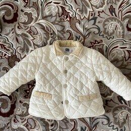 Куртки и пуховики - Белая Детская куртка Chicco, 0